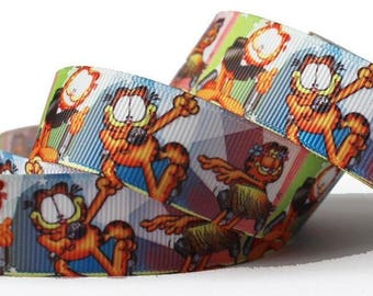Garfield Ribbon (1 m) 22mm