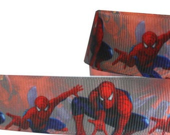 Spiderman Ribbon (1 m) 22mm