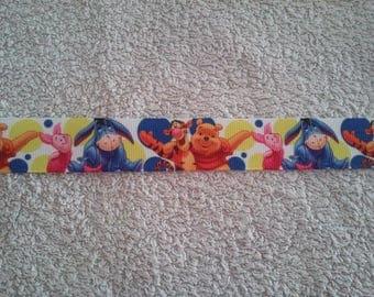 Winnie (by the yard) 22mm Ribbon