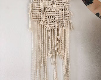 The Santa Cruz - Macrame Wall Hanging