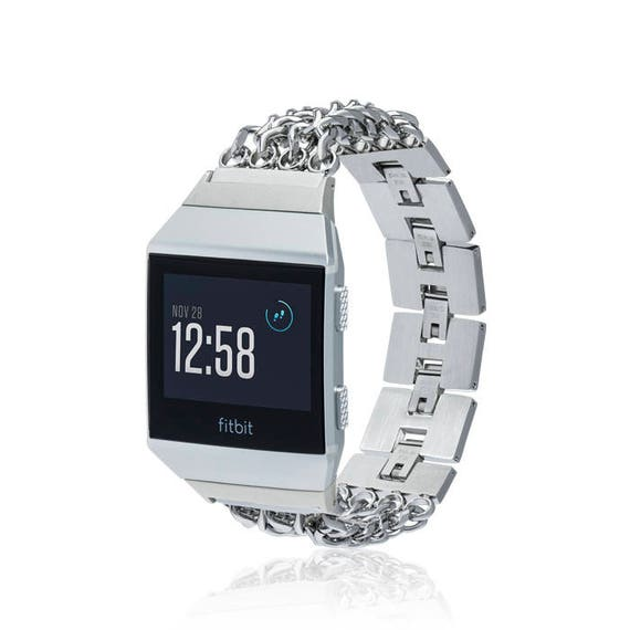 Fitbit Ionic Band -  LILO - more colors available - stainless steel
