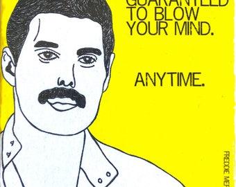 Freddie Mercury (single coaster)