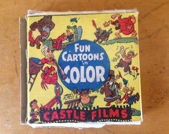 Castle Films 8mm Headless Horseman Film 1934