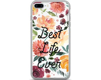 JW Gift | Pioneer Gift| Best Life Ever | iPhone X iPhone 8/8 Plus 6 7/7 Plus Case 5SE