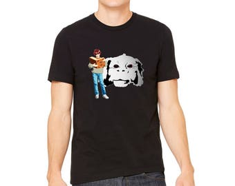 The Neverending Story, Bastian and Falkor T-Shirt, S-4XL, LJ #104