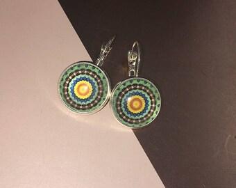 Cute Hippy Boho style earrings