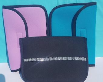 Turquoise Tablet Sleeve, Bling Tablet Sleeve, Tablet Sleeve, Purple Tablet Sleeve, Black Tablet Sleeve, Kindle Sleeve