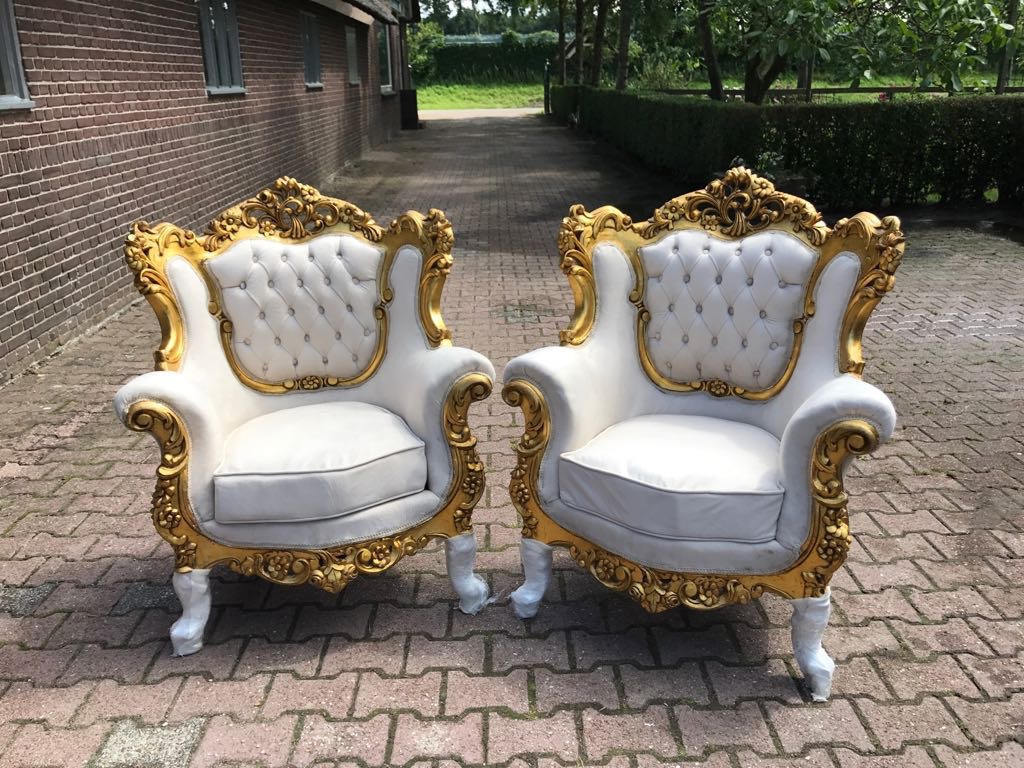 French baroque furniture -  Zoom
