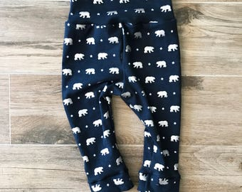 Baby Bears | Joggers | Leggings | Baby Clothes