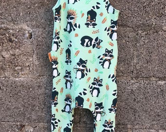 Baby Harem romper, romper suit, harem suit, dungarees, baby clothes, baby girl suit, coming home outfit,