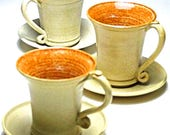 Set of 3 Cups and Saucers...