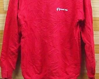 SALE Vintage Hang Ten MSize sweatshirt Free Shipping Next Item