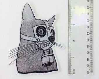 Apocalypse Meow Sticker