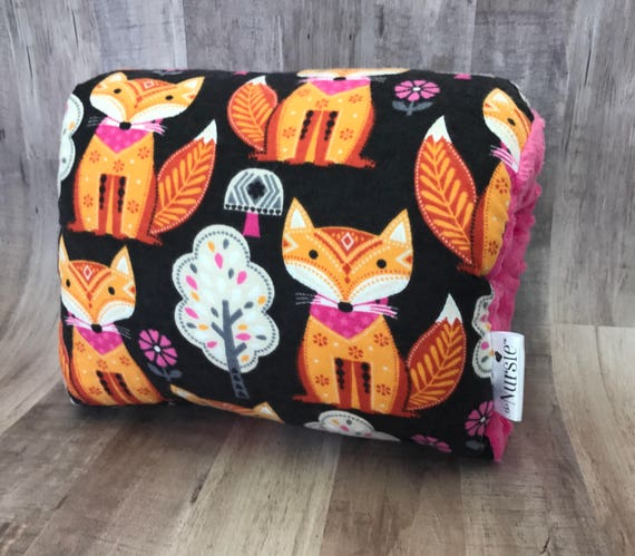 Animal Nursing Pillow : Fox Animals Nursing Arm Pillow/ The Nursie/ Arm Pillow/