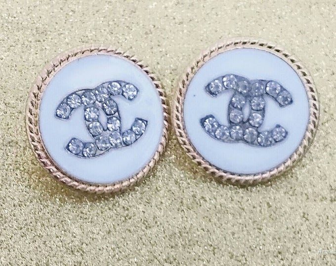 Designer Inspired Ladies Studded Earrings, anniversary gifts, birthday gifts, gifts for her