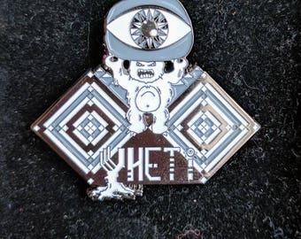 Blizzard Yheti (LE 50) Hat Pin