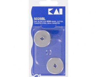 Refill for 28mm x 2 KAI blade Cutter