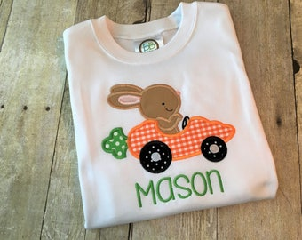 Easter outfit baby boy - Boys Easter shirt - Easter shirt for boy - Toddler boy Easter shirt - Baby Easter outfit boy - Easter bunny shirt