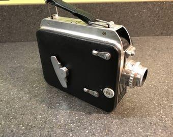 Vintage Eastman Kodak Company Cine-Kodak Magazine 8 Camera