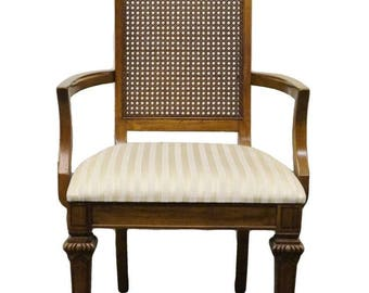 THOMASVILLE Bardini Collection Italian Provincial Neoclassical Dining Arm Chair 40821-862
