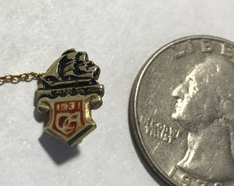Vintage 1931 Class Pin
