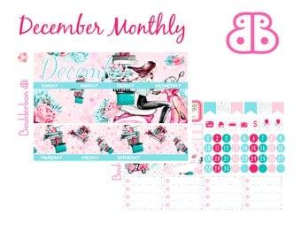 December Monthly Kit