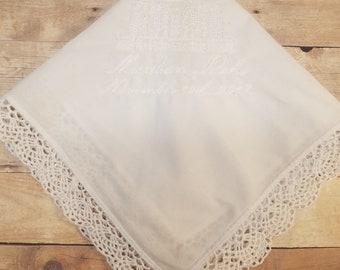 LDS Temple Handkerchiefs