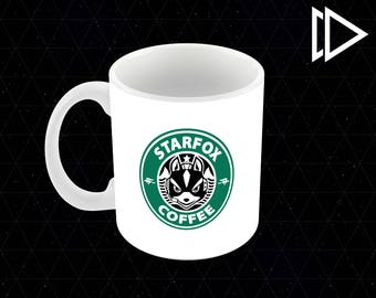 Starfox Coffee - 11oz Coffee Mug