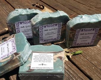 Fierce type Handmade Soap | 6 Ounce Bar | Artisan Soap | Cold Process Soap | Luxury Soap