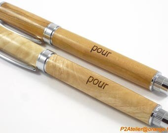 Custom Pen for event or business - engraving can be sold separately
