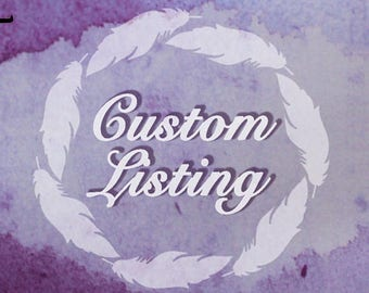 Custom Listing for Chornisher