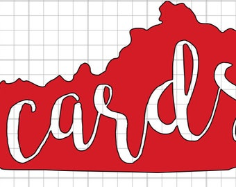 Cards Kentucky state