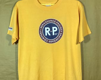 Renaissance Project Skateboard Company T-shirt Adult Large Size 50/50 Polyester Cotton