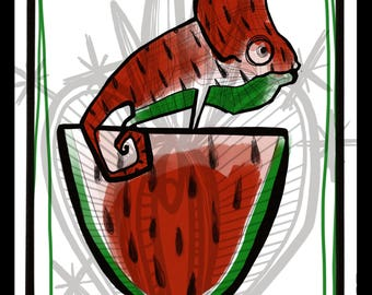 watermeloncharmeleon