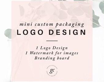 Custom Logo Design Blog Logo Design Photography Logo Branding Packaging