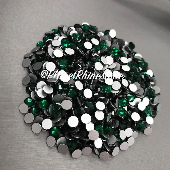 Emerald Green / 10 Gross / SS20 / Flat back / Egyptian Crystals