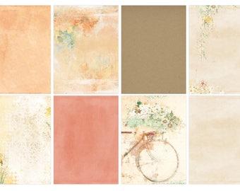 Bloom Petals Planner Stickers