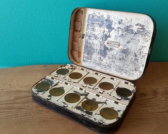 Ogden Smiths Antique Fly Box