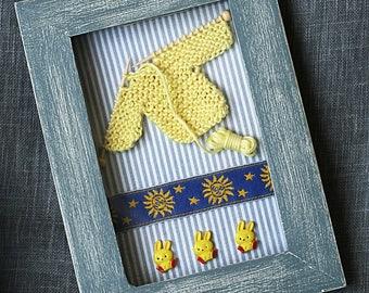 Mini window birth gift for baby's room