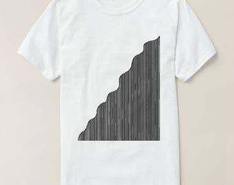 Sound bar, Musical, Urban Tees, DJ T shirt , Graphic Tee Tumblr shirt, Mens Graphic Tee