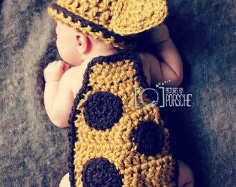 Crochet Giraffe Cuddle Cape, Crochet Giraffe Baby Hat, Crochet Giraffe, Cuddle Cape Set, Newborn Photography Prop, Giraffe Hat, Baby Hat Set