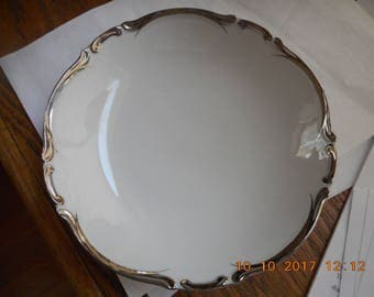 Bread & Butter Plate in Starlight by Harmony House China