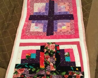 Quilted Bed Runner