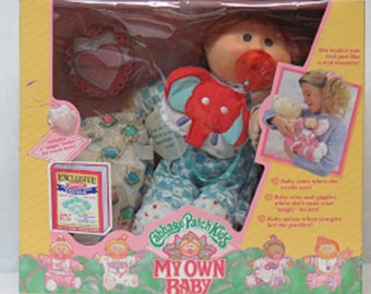 Vintage 1991 Cabbage Patch Kids My Own Baby