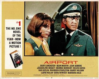 Airport - 1970 - Original US lobby card  #   1