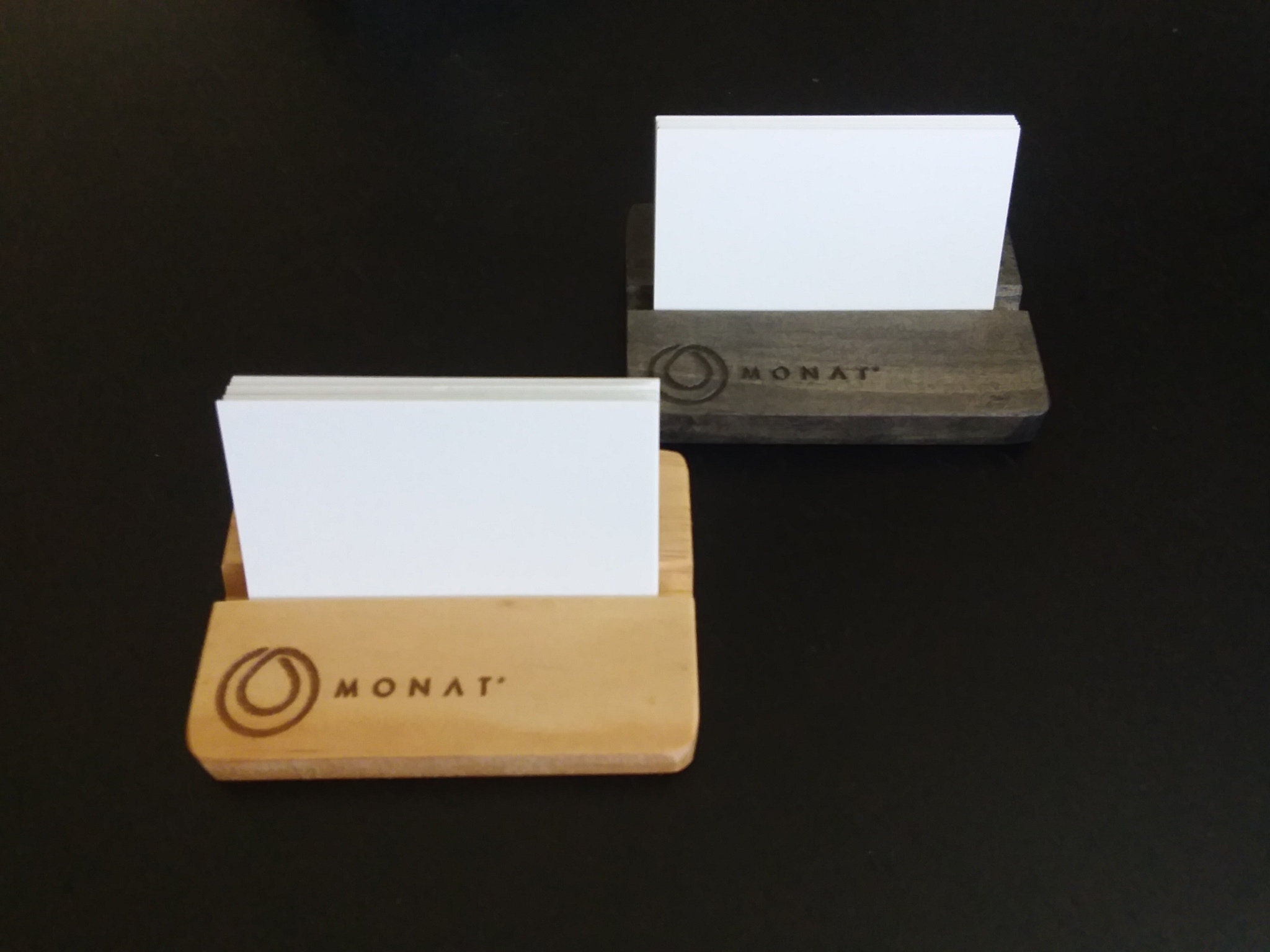 Personalized Business Card Holder - Customized Business Card Holder ...