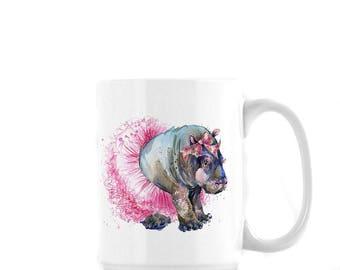 Fiona Hippo Mug