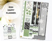 Mini Happy Planner Monthly Kit | You pick the month! 735L
