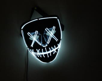 LED Purge Mask (Tie not Included)