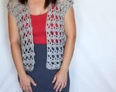 Cardigan Crochet PATTERN ...